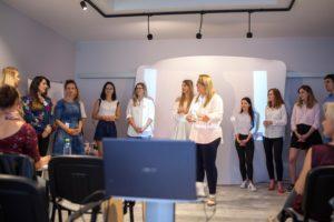 Przedstawienie właścicielki konceptu studio figura Izabelli Michalak